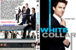 White Collar Season 3 (2011) R1 Custom DVD Cover