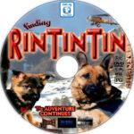 Finding Rin Tin Tin (2007) R1 Custom CD Cover