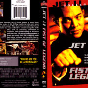 Fist Of Legend (1994) R1