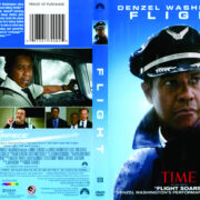 Flight (2012) R1 Front DVD Cover