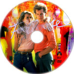Footloose (1984) R1 Custom DVD Label