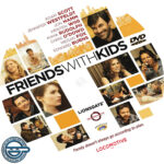 Friends With Kids (2011) Custom DVD Label