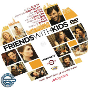 Friends With Kids - disc