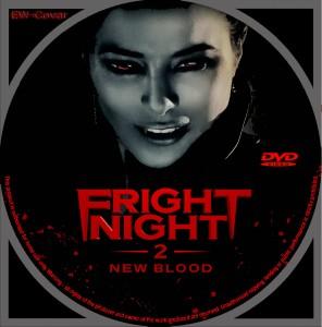 Fright Night 2 (2013) R2 CUSTOM CD