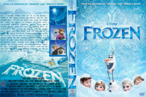 Frozen Final dvd cover