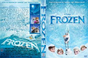 Frozen Final dvd cover