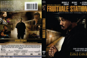 fruitvale station dvd cover