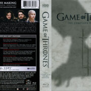 Game Of Thrones: Season 3 (2013) R1 Blu-Ray