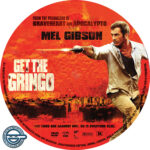 Get The Gringo (2012) R1 Custom DVD Label
