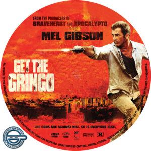 Get The Gringo - disc_custom