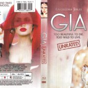 Gia (1998) Blu-Ray