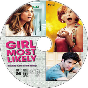 girl most likely cd cover