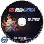 God Bless America (2011) R4 DVD Label