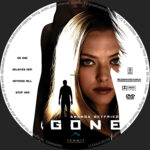 Gone (2012) - Front DVD Cover