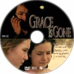 Grace is Gone (2007) Custom DVD Label