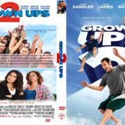 Grown Ups 2 (2013) R1 Custom DVD Cover