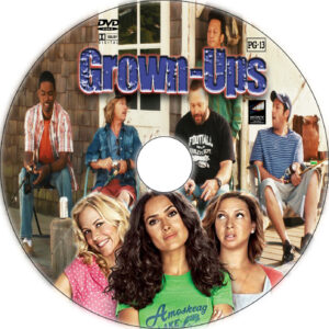 grown ups cd cover