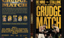 Grudge Match (2013) Custom DVD Cover