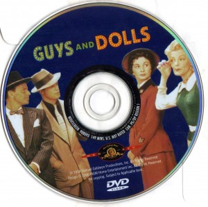 Guys And Dolls Ws R Cd Www Getdvdcovers Com X on Bellow Cover