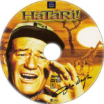 HaTaRi! (1962) R1 Custom CD Cover