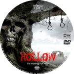Hollow (2012) R0 Custom DVD Label