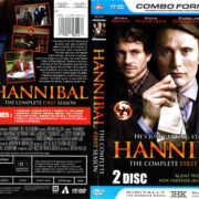 Hannibal The Complete First Season (2013) WS R1 Custom