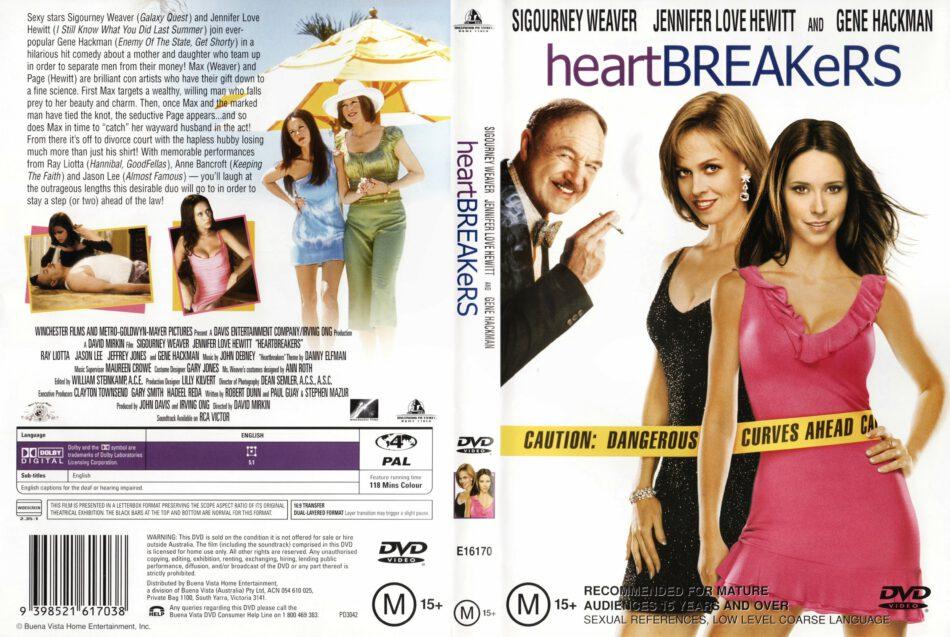 Heartbreakers Film Deutsch