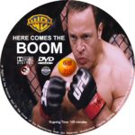 Here Comes the Boom (2012) R0 Custom blu-ray/dvd labels