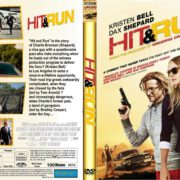 Hit And Run (2012) R1 Custom