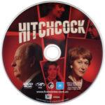 Hitchcock (2012) R4 DVD Label