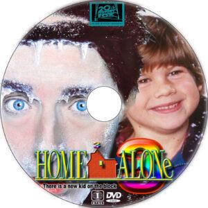home alone 3 dvd label