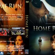 Home Run (2013) R0 Custom DVD Cover