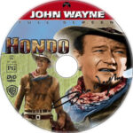 Hondo (1953) R1 Custom CD Cover