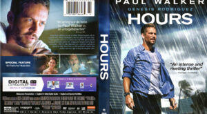 Hours dvd cover