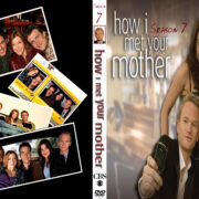 How I Met Your Mother: Season 7 (2011) R1 CUSTOM