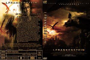 i frankestein dvd cover