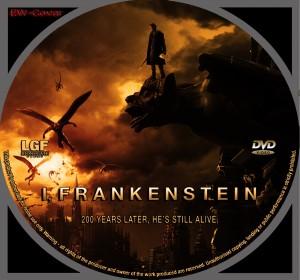 i frankestein cd cover