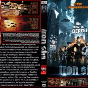 IRON SKY (2012) R2 Custom – Greek Front Cover