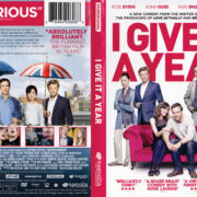 I Give It A Year (2013) R1