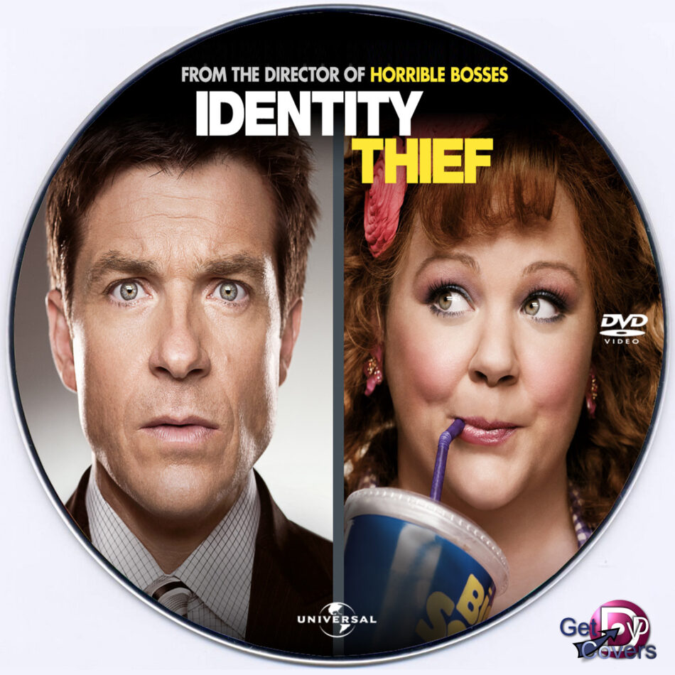 Identity Thief 2013 Custom Dvd Label Movie Dvd Cd Cover