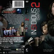 Insidious: Chapter 2 (2013) R1 Custom DVD Cover