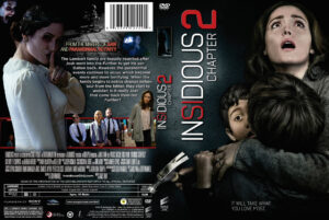 insidious chapter 2 dvd cover