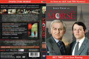 Inspector Morse Set Two