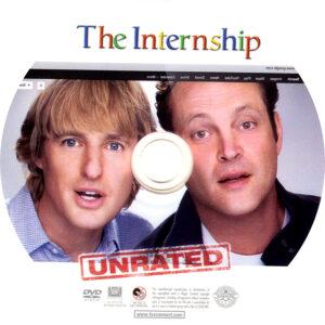 Internship cd cover