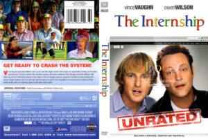 Internship dvd cover