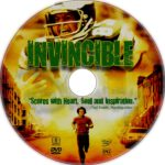 Invincible (2006) R1 Custom CD Cover