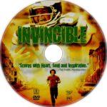 Invincible (2006) R1 Custom CD Cover