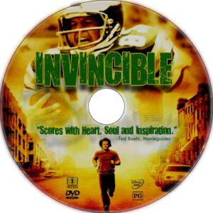 invincible cd cover