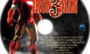 Iron Man 3 (2013) R0 Custom CD label