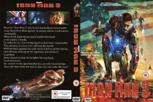Iron Man 3 Custom
